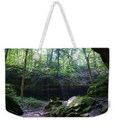 In The Garden Of The Rocks Weekender Tote Bag