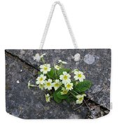 In The Garden Path Weekender Tote Bag