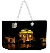 In The Glow Of The Supermoon Weekender Tote Bag