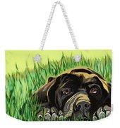 In The Grass Weekender Tote Bag