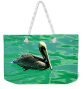 In The Green Zone Weekender Tote Bag