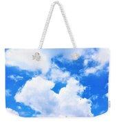 In The Heavens Above Weekender Tote Bag