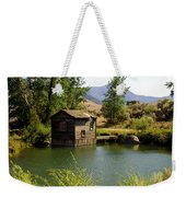 In The High Country Weekender Tote Bag