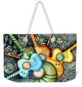 In The Key I See Weekender Tote Bag