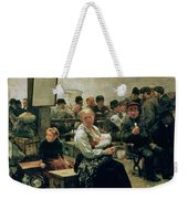 In The Land Of Promise Weekender Tote Bag