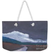 In Light Of The Clouds Weekender Tote Bag