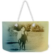 In The Meadow Weekender Tote Bag
