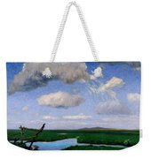 In The Meadows Weekender Tote Bag