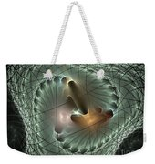 In The Mesh Weekender Tote Bag