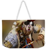 Pow Wow In The Moment Weekender Tote Bag