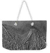 In The Moment Bw Three  Weekender Tote Bag
