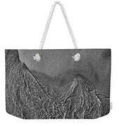 In The Moment Bw Two  Weekender Tote Bag