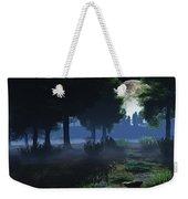 In The Moon Light  Weekender Tote Bag