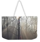 In The Morning Weekender Tote Bag by Bill Cannon