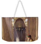 In The Mosque Weekender Tote Bag