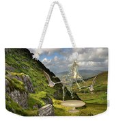 In The Mountains 22 Weekender Tote Bag