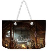 In The Name Of Odin Cover Art Weekender Tote Bag