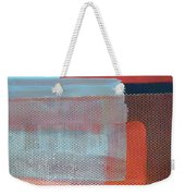In The Navy Weekender Tote Bag