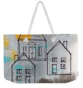 In The Neighborhood Weekender Tote Bag