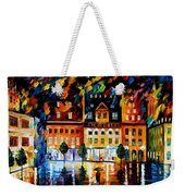 In The Old City Weekender Tote Bag