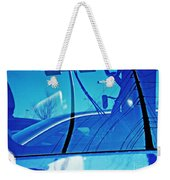 In The Parking Lot 2 Weekender Tote Bag