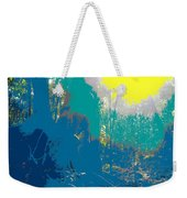 In The Rainforest Weekender Tote Bag