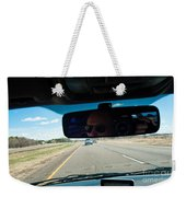 In The Road 2 Weekender Tote Bag