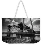 Northern Spire Bridge 4 Weekender Tote Bag