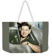 In The Sky Weekender Tote Bag