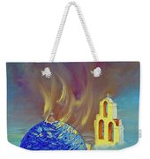 In The Sky Weekender Tote Bag