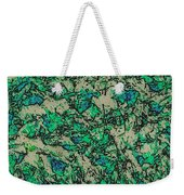 In The Stillness Of The Pond Weekender Tote Bag