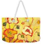 In The Summer Sun Weekender Tote Bag by Jennifer Lommers