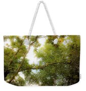 In The Summer Time When The Weather Was Fine Weekender Tote Bag