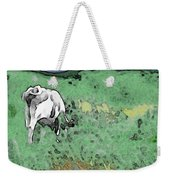 In The Sweet Fields Weekender Tote Bag