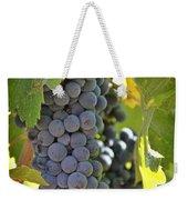 In The Vineyard Weekender Tote Bag by Nancy Ingersoll