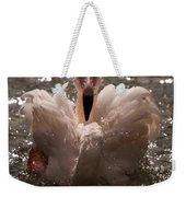 In The Water Weekender Tote Bag