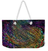 In The Whirl Of Light Weekender Tote Bag