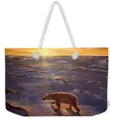 In The Wilderness Weekender Tote Bag