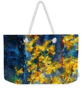 In The Woods Again Weekender Tote Bag