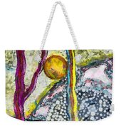 In The Woods And Swamps Weekender Tote Bag