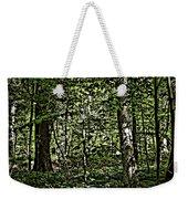 In The Woods Wc Weekender Tote Bag