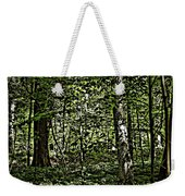 In The Woods Wc Weekender Tote Bag