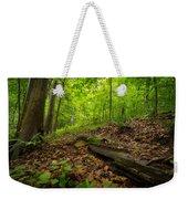 In The Woods_2 Weekender Tote Bag