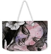 In The Year Of Our Lord Weekender Tote Bag
