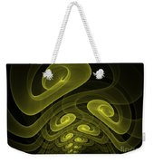 In The Yellow Tunnel Weekender Tote Bag