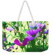 In Time For Summer Weekender Tote Bag