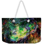 In Tune With Nature Weekender Tote Bag