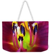 In Vein Weekender Tote Bag