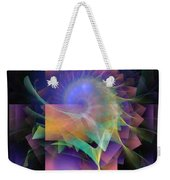 In What Far Place Weekender Tote Bag