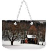 In Winter Weekender Tote Bag